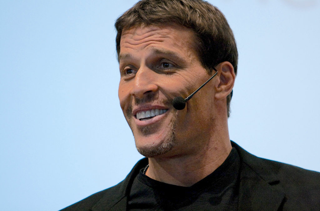Tony Robbins Fans Love Getting Emails From These 10 Companies/People