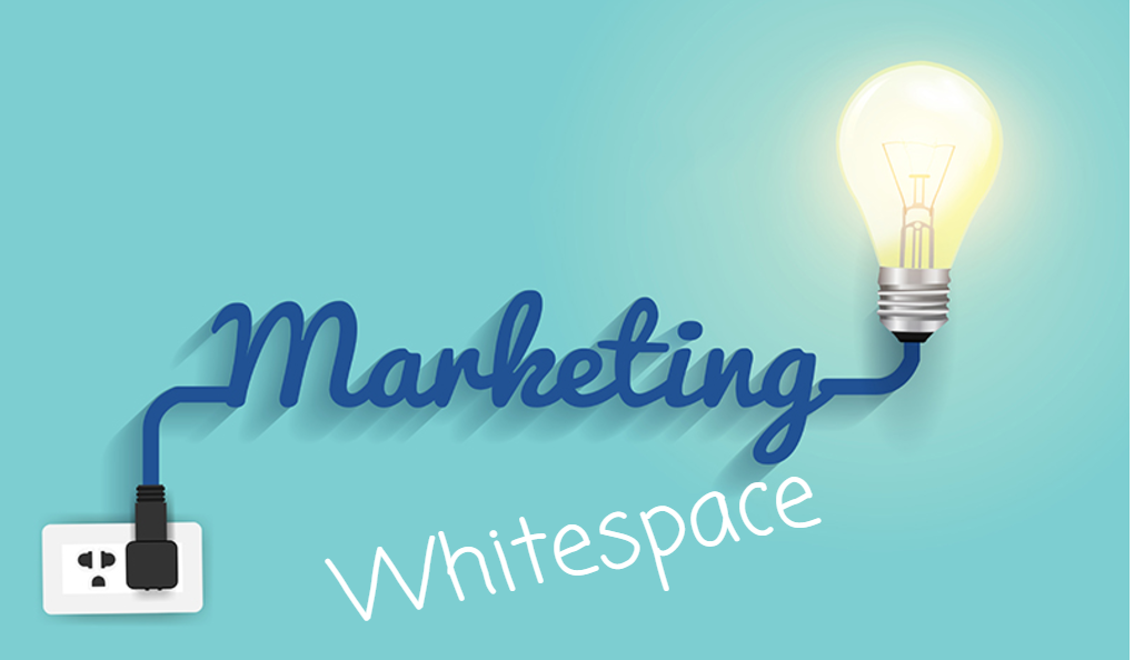 Where's The Marketing White Space?