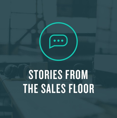 Stories From the Sales Floor sales Podcasts